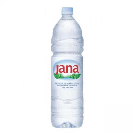 Minerálna voda prírodná Jana nesýtená 1,5l