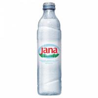 Minerálna voda prírodná Jana nesýtená 0,33l NEVRATNÉ SKLO