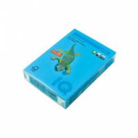 Farebný papier IQ color azúrovo modrý AB48, A4 80g