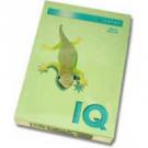 Farebný papier IQ color strednezelený MG28, A4 160g