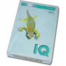 Farebný papier IQ color strednemodrý MB30, A4 160g