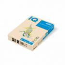 Farebný papier IQ color vanilkový BE66, A4 160g