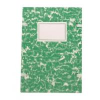 Spisové dosky A4 mramor zelený