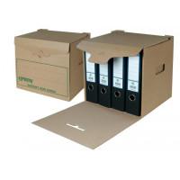 Zberný box H/H zelená potlač