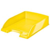 Odkladač Leitz WOW žltý
