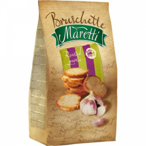 Bruschette Maretti pečený cesnak