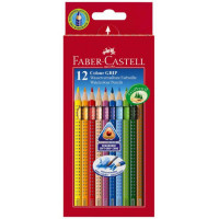 Farbičky Faber Castell...