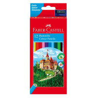 Farbičky Faber Castell 12ks