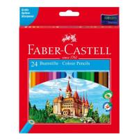 Farbičky Faber Castell 24ks