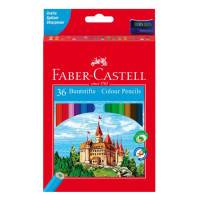 Farbičky Faber Castell 36ks