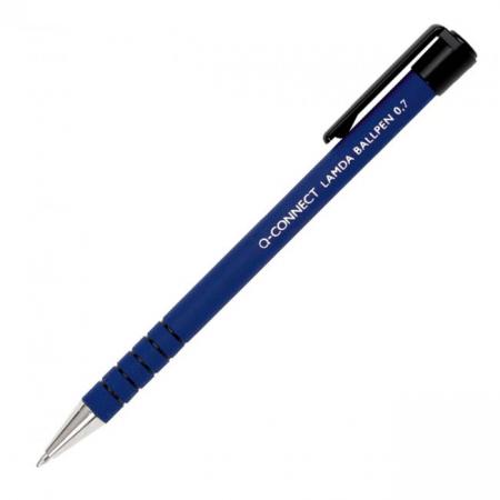 Guľôčkové pero Q-CONNECT Lamda modré