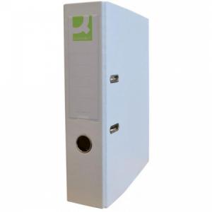 Zakladač pákový Q-connect 7,5cm biely