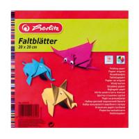 Farebný papier Herlitz 100...
