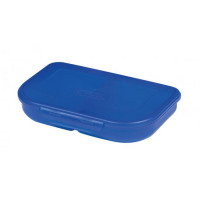 Box na desiatu Herlitz modrý