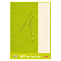 Milimetrový papier Herlitz...