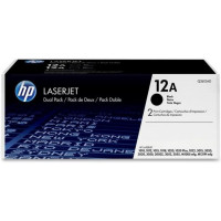Toner HP Q2612AD dual pack...