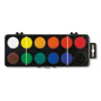 Školské vodové farby, 30mm,...