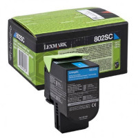 Toner Lexmark 802SC pre...
