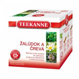 Čaj TEEKANNE Žalúdok a črevá 20g