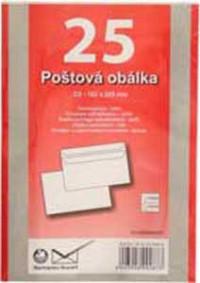 Poštové obálky C5...