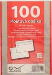 Poštové obálky C6...