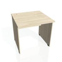 Stôl GATE 80x75,5x80cm agát