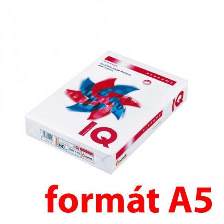 Kopírovací papier NAREZANÝ na formát A5, 80g