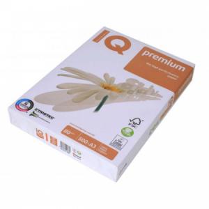 Kopírovací papier IQ premium A3, 80g