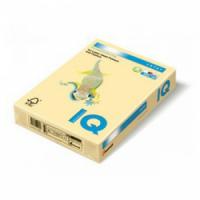 Farebný papier IQ color vanilkový BE66, A4 80g