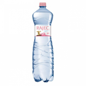 Pramenitá voda Rajec Dojčenská voda 1,5l