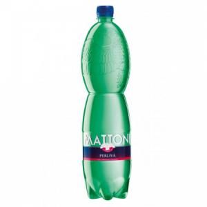 Minerálna voda MATTONI sýtená 1,5l