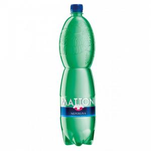 Minerálna voda MATTONI nesýtená 1,5l