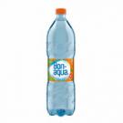 Pramenitá voda Bonaqua Červený pomaranč sýtená 1,5l