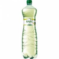 Pramenitá voda Rajec Egreš jemne sýtená 1,5l
