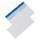 Poštové obálky DL Cygnus s páskou 500 ks