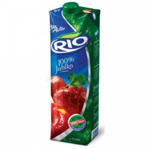 Džús RIO Fusion Jablko 100% 1l