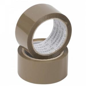 Baliaca páska Q-CONNECT 48mmx45,7m hnedá