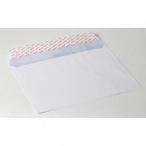Poštové obálky C4 ELCO s páskou, bez okienka, 250 ks
