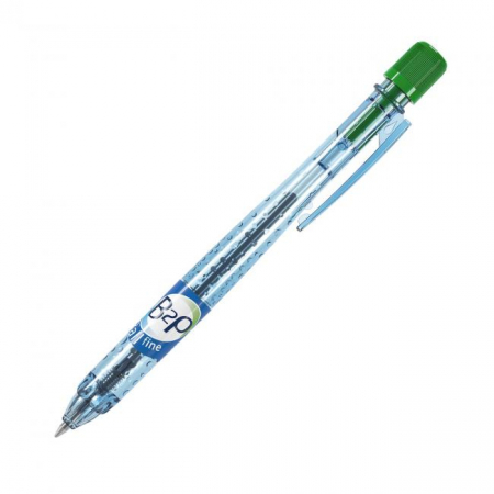 Guľôčkové pero PILOT B2P BeGreen zelené