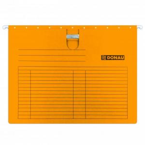 Závesný obal s rýchloviazačom DONAU oranžový