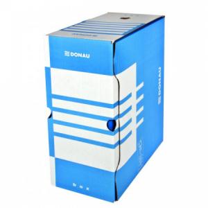 Archívny box DONAU 155mm modrý