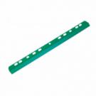 Lišty DONAU s perforáciou 1-60 zelené