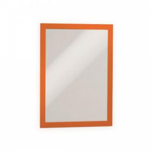 Samolepiaci DURAFRAME A4 oranžový