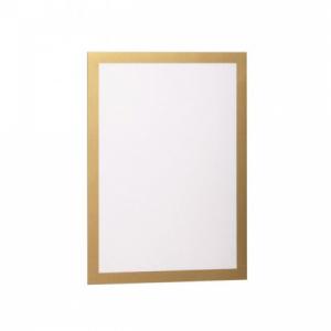 Samolepiaci DURAFRAME A4 zlatý
