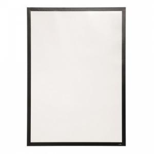 Samolepiaci Duraframe Poster 70x100 cm, čierny