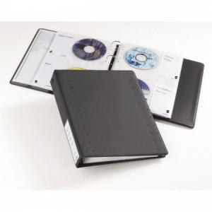 Zakladač A4 4-krúžkový na 40 CD/DVD DURABLE INDEX 40