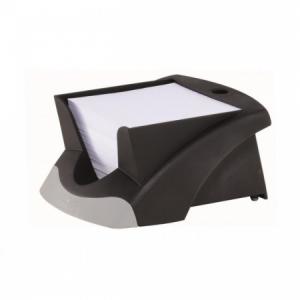 Stojan na poznámkový blok VEGAS čierny/sivý