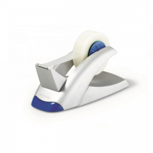 Dispenzor s páskou DURABLE VEGAS strieborný/modrý