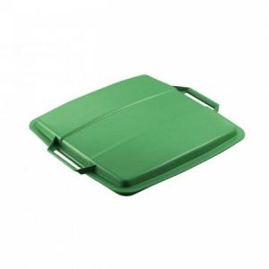 Veko na veľkokapacitný plastový kôš DURABIN LID 90 zelené
