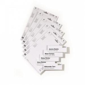 Náhradné kartičky pre Click Sign,Info Sign - 149x52,5 mm